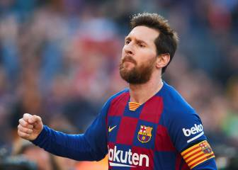 Messi becomes Barcelona player to feature in most Clásicos