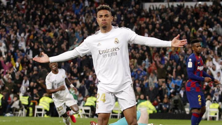 Real Madrid: Mariano puts Jovic on notice