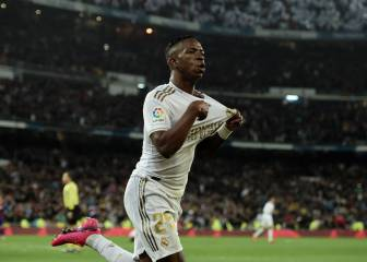 Vinicius to seek Spanish nationality