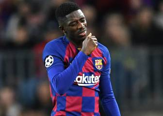 Barcelona blamed for Dembélé injuries
