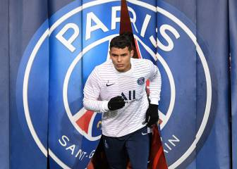 Thiago Silva wants to play with Leo Messi before retiring