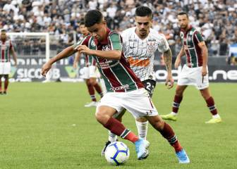 Spurs and Arsenal keeping tabs on Fluminense's Miguel Silveira