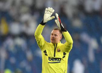 Ter Stegen future up in the air