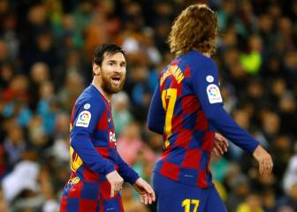 Griezmann must adapt to a Barcelona where everything revolves around Messi - Kodro