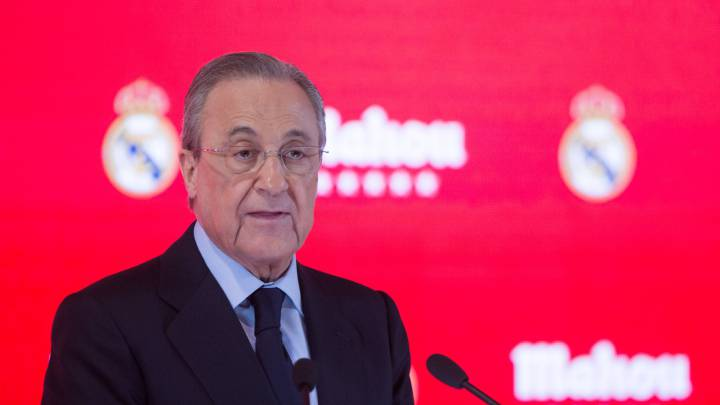 "Florentino Pérez: ""In this decisive stage, the fans will be vital"""