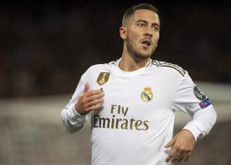 Real Madrid's Hazard targets Euros after successful surgery