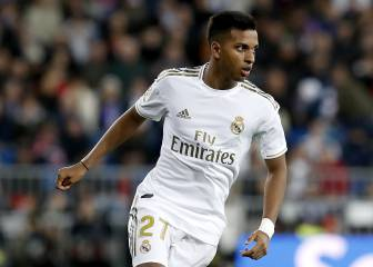 Rodrygo's Real rollercoaster