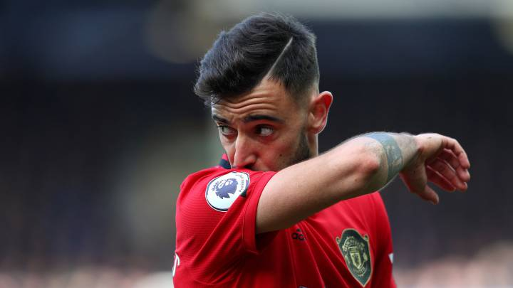 Savage critica al United por fichar tarde a Bruno Fernandes