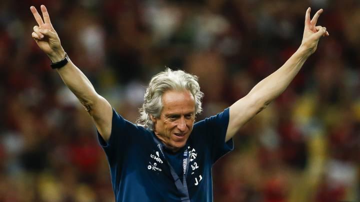 Jorge Jesús podría volver a entrenar al Benfica.
