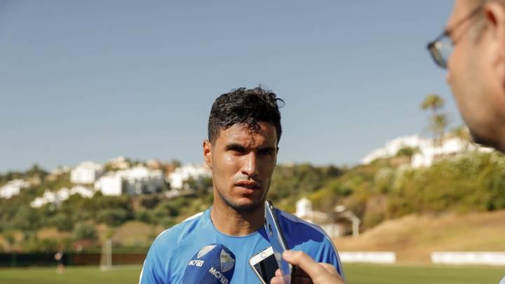 Las paradas de Munir han dado ocho puntos al Málaga