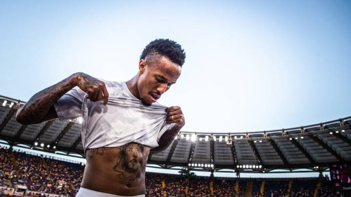 Militão: From record buy to forgotten man at Real Madrid