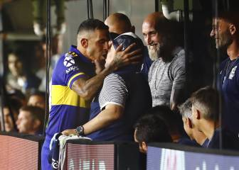 Boca Juniors' emotional tribute to Maradona at La Bombonera