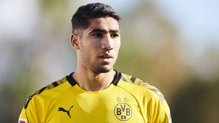 "Achraf Hakimi: ""If Real Madrid want me to go back, I'll go back"""