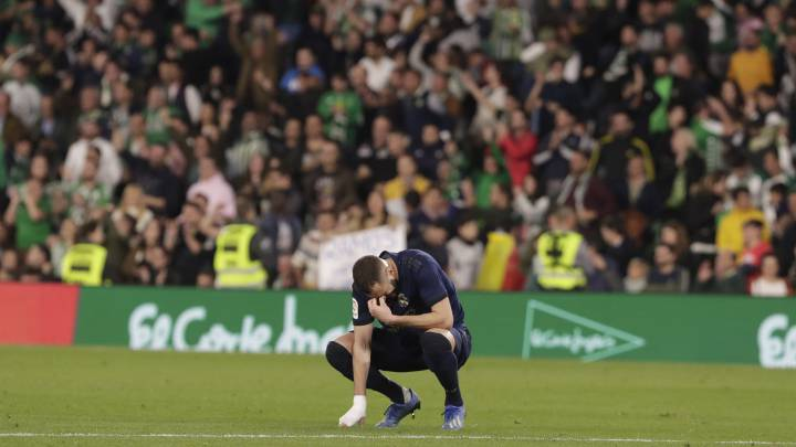 Real Madrid the victims of over-confidence