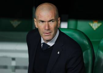 Zidane's luck has run out