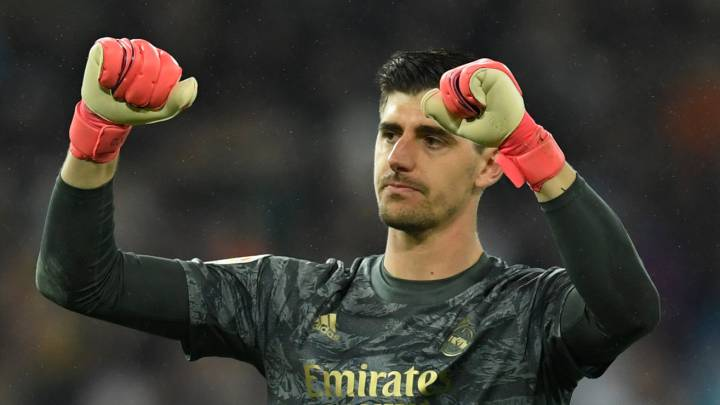 Real Madrid: Courtois doubt to face Man City after injury against Betis