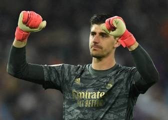 Alarm bells as Courtois doubt to face Man City