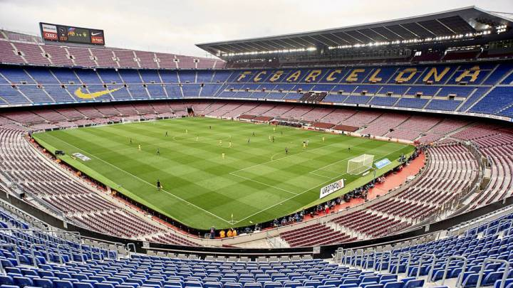Coronavirus forces Barcelona-Napoli UCL tie to be staged behind closed doors