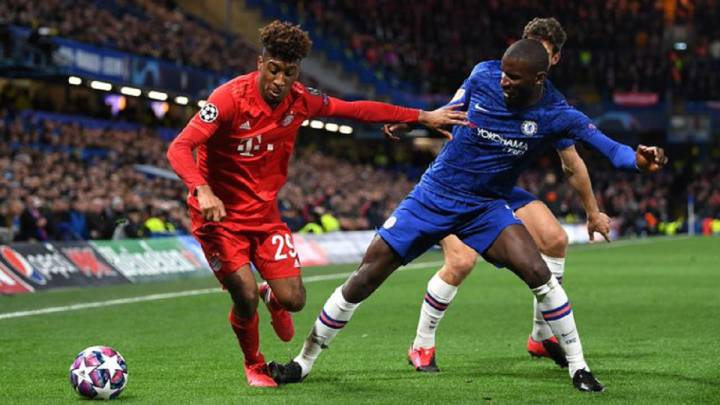 Bayern-Chelsea UCL tie to be staged without spectators