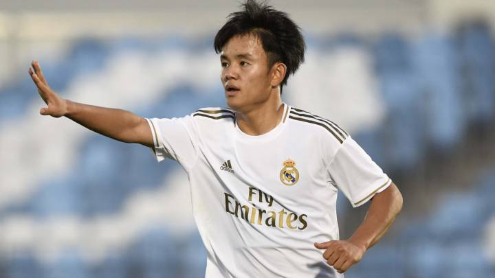 Real Madrid: Kubo's future up in the air