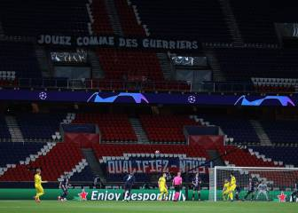 PSG suspends training amid coronavirus crisis