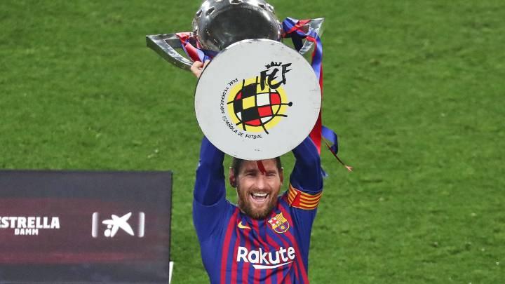Messi aún es el rey de LaLiga