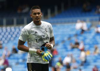 Areola solves a headache for both Real Madrid and PSG