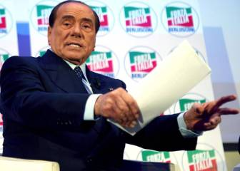 Berlusconi donates 10 million euros to Milan hospital