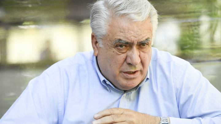 Ex-Real Madrid president Lorenzo Sanz in intensive care with coronavirus