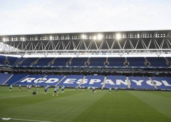 Espanyol confirm six players and staff have coronavirus