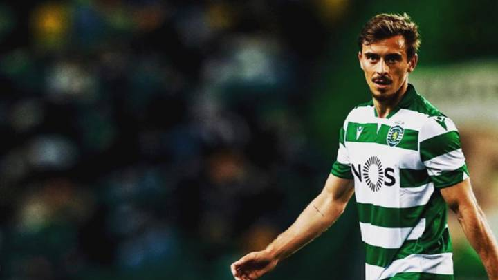 Sporting Clube player offers to do shopping for those in quarantine for coronavirus