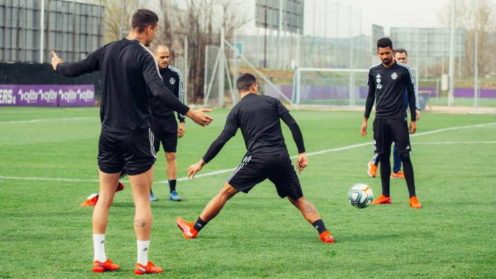 Valladolid and Eibar reject coronavirus testing kits