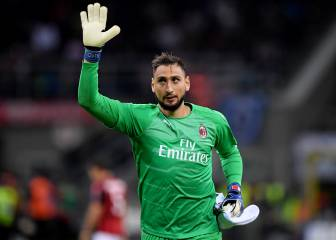 Donnarumma to exit Milan and set for PSG or Premier move