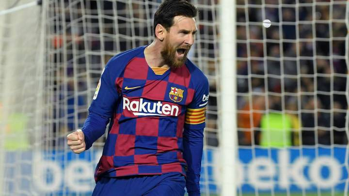Messi: Barcelona contract renewal Bartomeu's priority