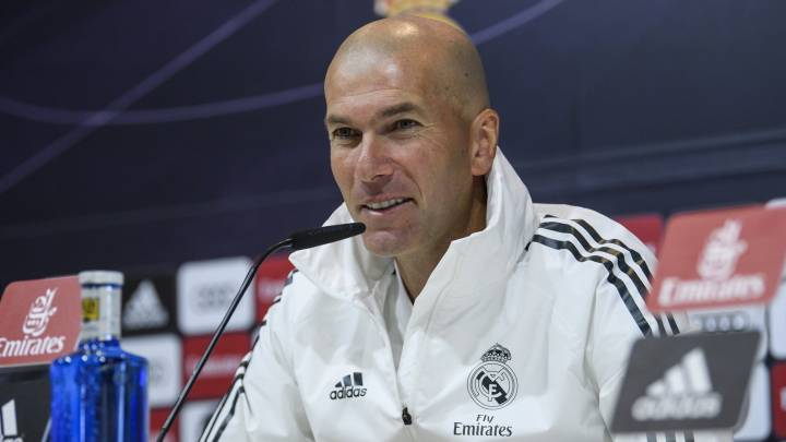 Real Madrid: Zidane's job safe this summer, whatever happens