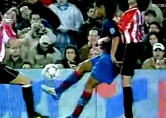 Ronaldinho's Athletic moves his greatest ever trick?