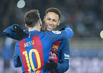 Neymar wants Messi reunion and will push for PSG exit