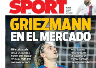 Barça could sell Griezmann to fund move for Lautaro Martínez