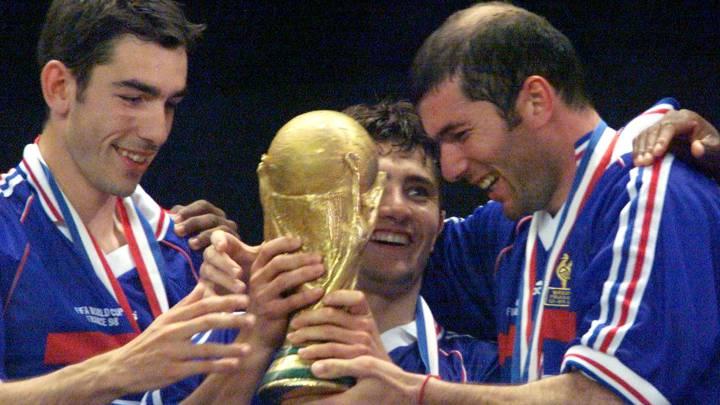 Messi y Cristiano aún están un peldaño por debajo de Zidane