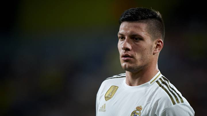 Coronavirus: Jovic Sr defends Real Madrid player over Serbia return