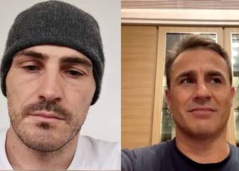 Cannavaro confiesa a Casillas su experiencia en China