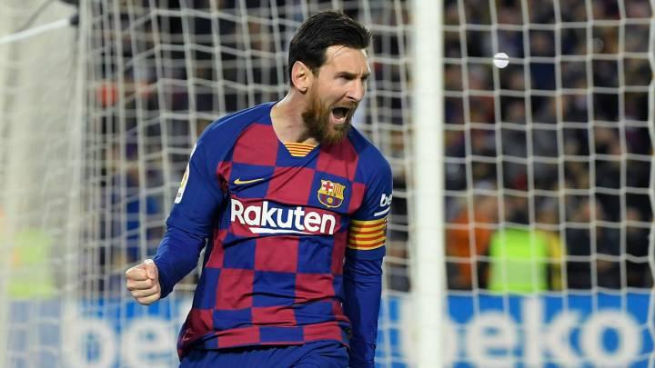 Messi, el que más ingresa: gana 13 millones más que Cristiano