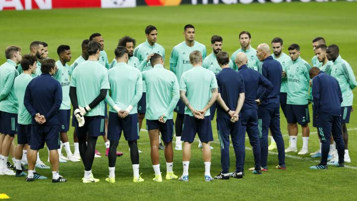 Real Madrid squad studying ways to help tackle coronavirus