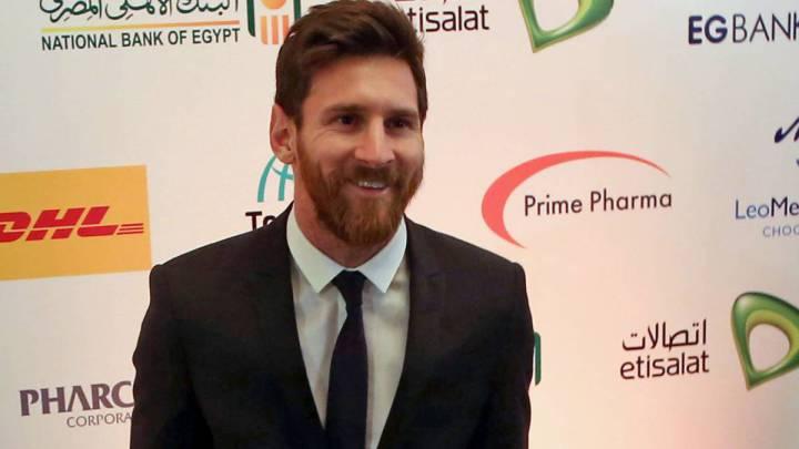 Messi dona 1M€ a dos hospitales para luchar contra el coronavirus