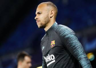 Barcelona's Braithwaite feeling the benefits of quarantine