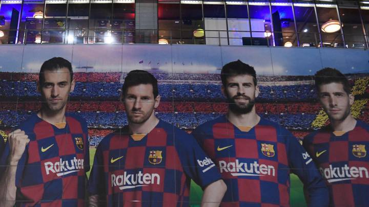 Barcelona players reject salary cut during coronavirus crisis