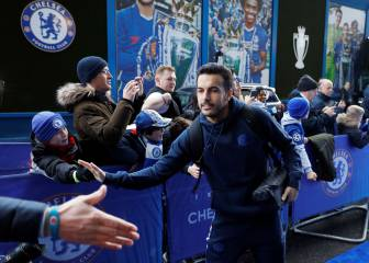 Pedro confirms he will leave Chelsea in June