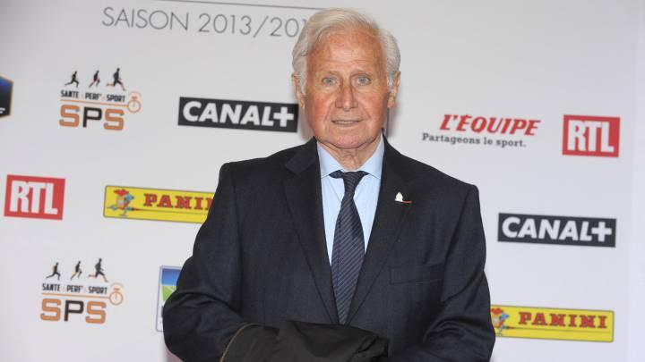 Muere Michel Hidalgo, histórico seleccionador de Francia - AS.com
