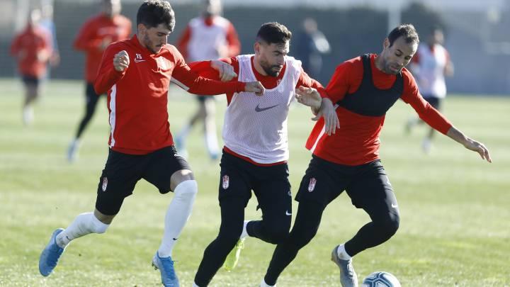 Liga Santander Los Jugadores Del Granada Siguen Un Plan Nutricional Para Mantener Masa Muscular As Com