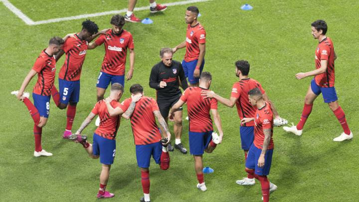 Coronavirus: Atletico players will take pay cuts during Covid-19 pandemic